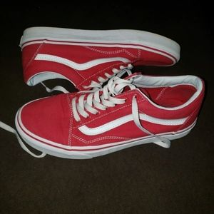 Vans Classic Off The Wall Lace-Up Sneakers 721356